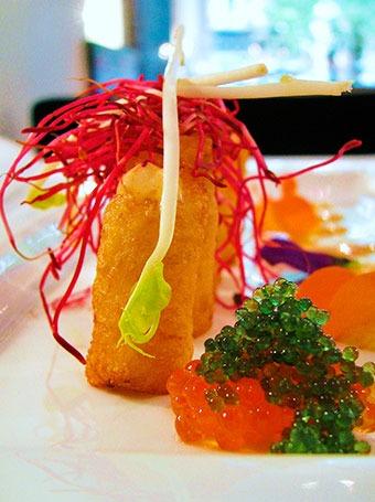 Indonesch restaurant in Amsterdam