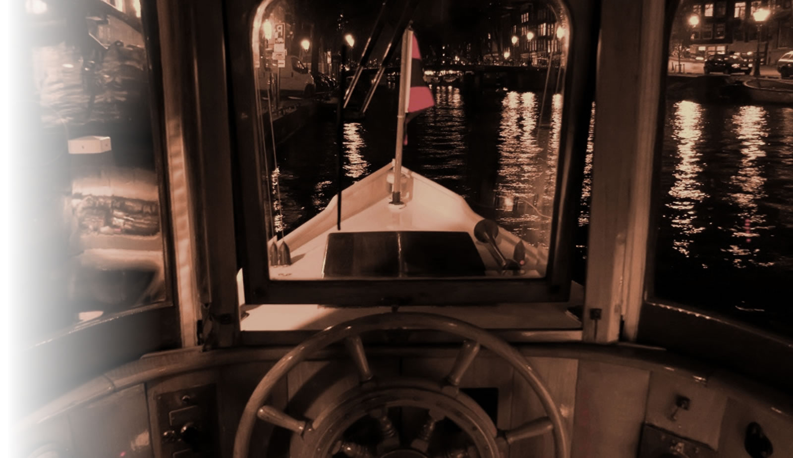 Amsterdam Dinner Cruise